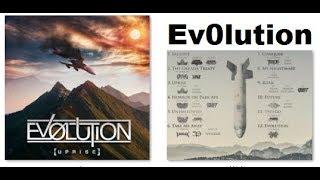 """Baixar Ev0lution - Uprise - album review by RockandMetalNewz  """"a great smashing of genres"""""""