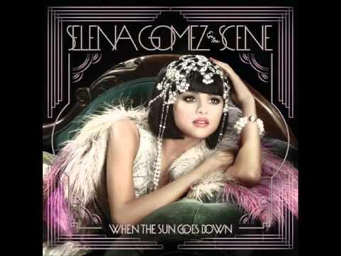 Selena Gomez & The Scene - When The Sun Goes Down (Audio)