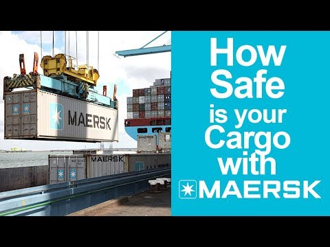 How Safe is your Cargo with Maersk