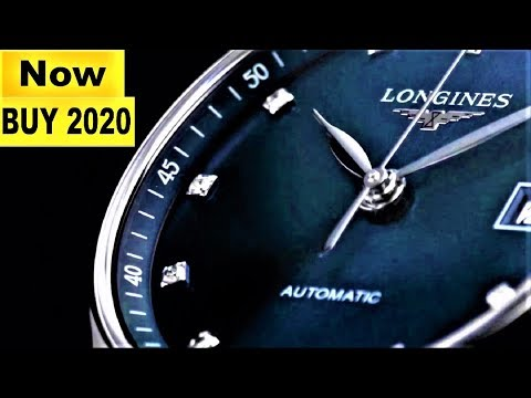 Top 8 Best New Longines Watches To Buy in 2020   Longines Watches 2020!