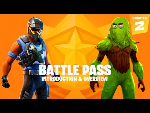 Fortnite: Season 2 - Battle Pass Overview [2020]