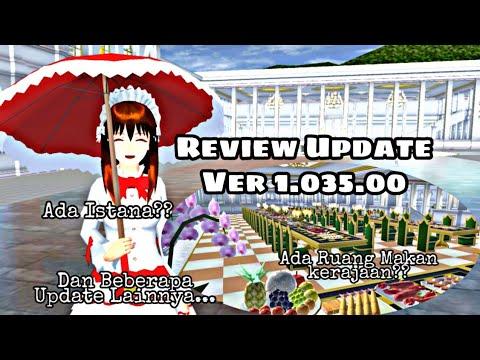 New Update Sakura School Simulator Ver 1 035 Youtube