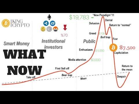 Has The Bitcoin Bubble Popped?