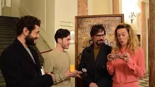 Intervista a Vinicio Marchioni, Francesco Montanari e Milena Mancini - Il Teatro? Bella Storia!