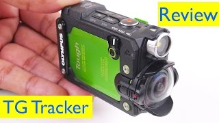 Olympus TG-Tracker Review and 4K Video Test - vs GoPro Hero 4 and 5