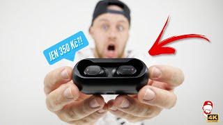 🎧 Super Bluetooth sluchátka za 350 Kč? To jsou QCY-T1C | WRTECH [4K] (CZ Recenze/Review)