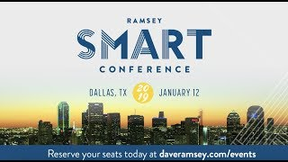 January 2019 Smart Conference – Dallas, TX (January 12)