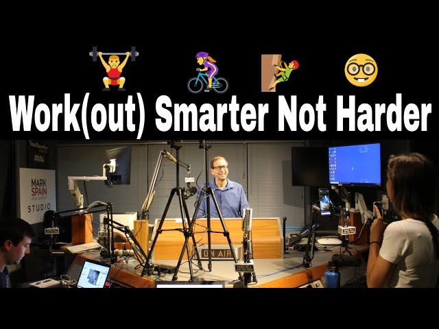 Exercise Smarter Not Harder
