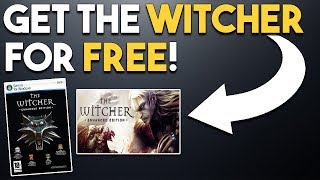 Get The Witcher FREE! COD and Battlefield Battle Royale?!