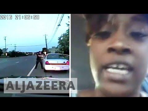 US: Dashcam video shows police shooting Philando Castile
