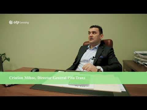 Afaceri de succes din Romania - PITO TRANS