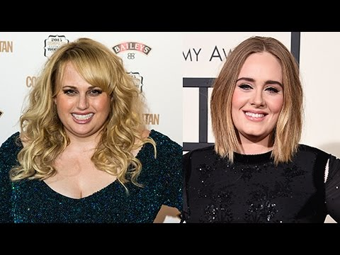 Rebel WIlson Set To Play Adele In An Upcoming Biopic?