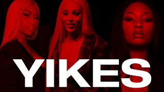 Nicki Minaj, Doja Cat, Megan Thee Stallion — Yikes (Remix)
