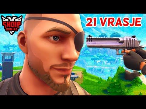 Fitore me 21 Vrasje !! *Duo* - Fortnite SHQIP | SHQIPGaming