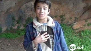 الأطفال في الثورة السورية