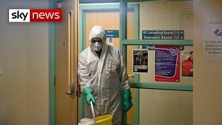 UK cases of coronavirus rise to 319