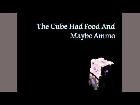 More Than Cake (The Companion Cube Song) Lyric Video