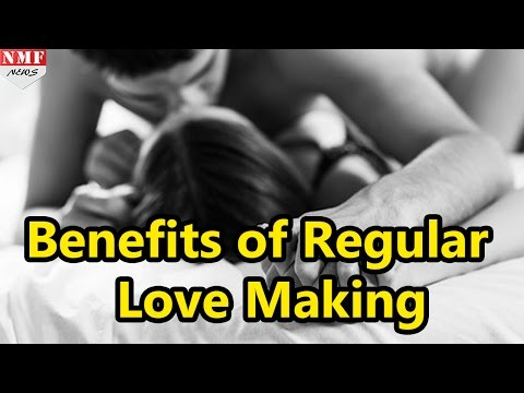 LOVE MAKING with your mate good for HEALTH | Burns FAT, relieves STRESS and many more