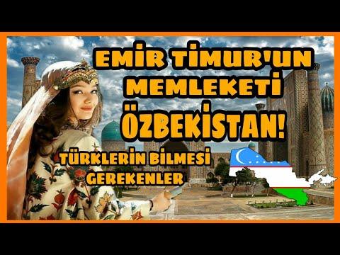 Özbekistan Hakkında Her Türk 'ün Bilmesi Gerekenler. Özbekistan Tarihi Ve Askeri Gücü.