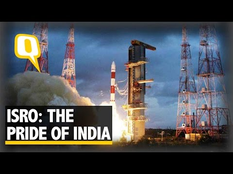 The Quint: The Journey of ISRO and Where it Stands in International Arena