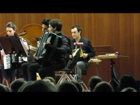2016 10 16 Conservatorio di Mantova   Astor Piazzolla   Libertango
