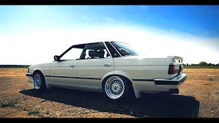 "Вот это пушка! Toyota mark II ""Черностой"". JDMщики год спустя."