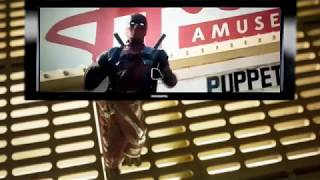 Mi reacción al ver a la X Force en Deadpool 2 loquendo