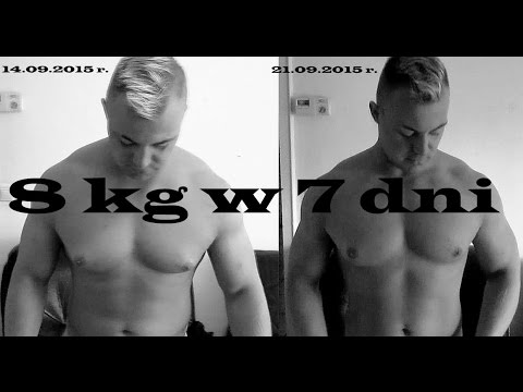 Kzp Kozak Z Piwnicy Dieta Ckd 1 Tydzien 8 Kg W 7 Dni Przebieg Redukcji 2