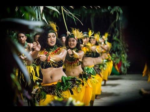 Dance Fatu Hiva - Marquesas