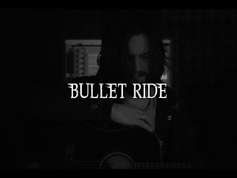 In Flames  Bullet ride Acoustic   Andreas Valken