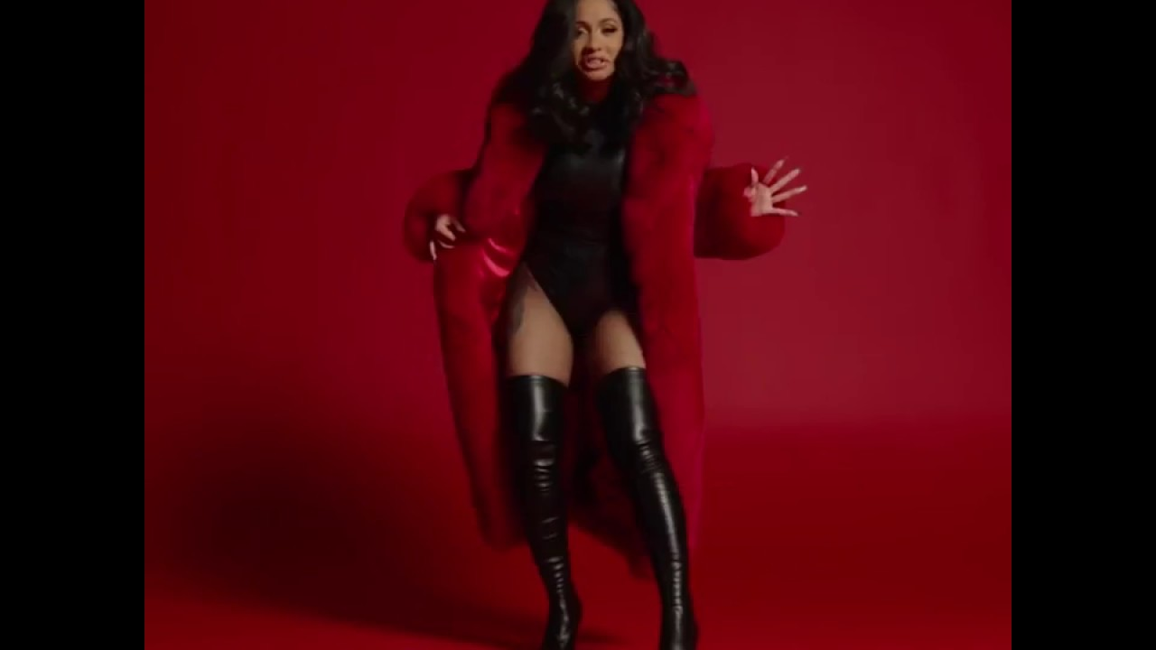 Cardi B for Steve Madden Shoes | Dominique