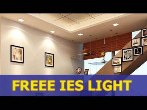 FREE VRAY IES LIGHT DOWNLOAD