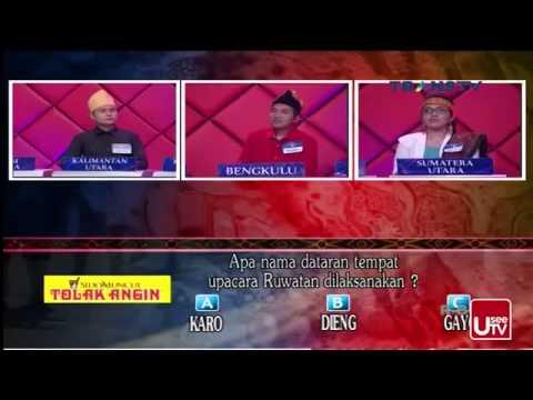 FULL Kuis Cinta Indonesia TransTV 14 Mei 2015  - Cak Lontong & Fitri Tropica
