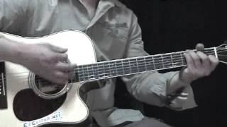 lesson 135 4 Westlife - My Love 기타 연주