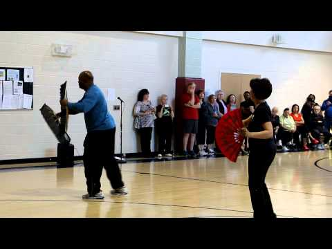 World Tai Chi Day 2014 - Virtua Fitness Center Voorhees New Jersey