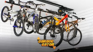 Proslat Garage Gator Full Commercial:  Take it to the ceiling! Storage solutions that give you space