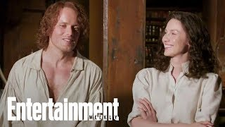 'Outlander' Stars Reveal How To Survive Droughtlander In Exclusive Interview | Entertainment Weekly