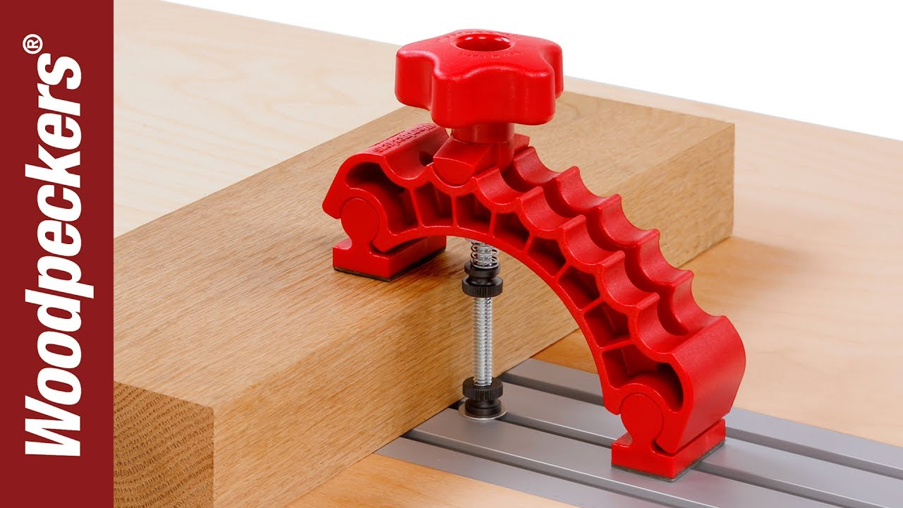 woodpeckers knuckle clamp