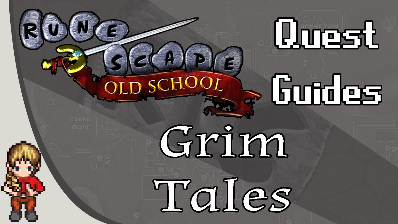 Osrs Grim Tales Quest Guide Youtube