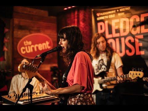 Natalie Prass live at PledgeHouse during SXSW