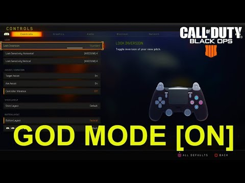 99% Are Playing COD WRONG! - COD BO4 FULL SETTINGS GUIDE PS4/XBOX ONE CONTROLLER (BO4 BEST SETTINGS)