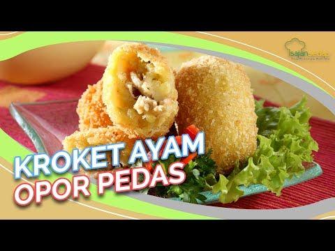 resep-masak-kroket-ayam-opor-pedas-paling-mudah-dan-enak,-resep-camilan-seru