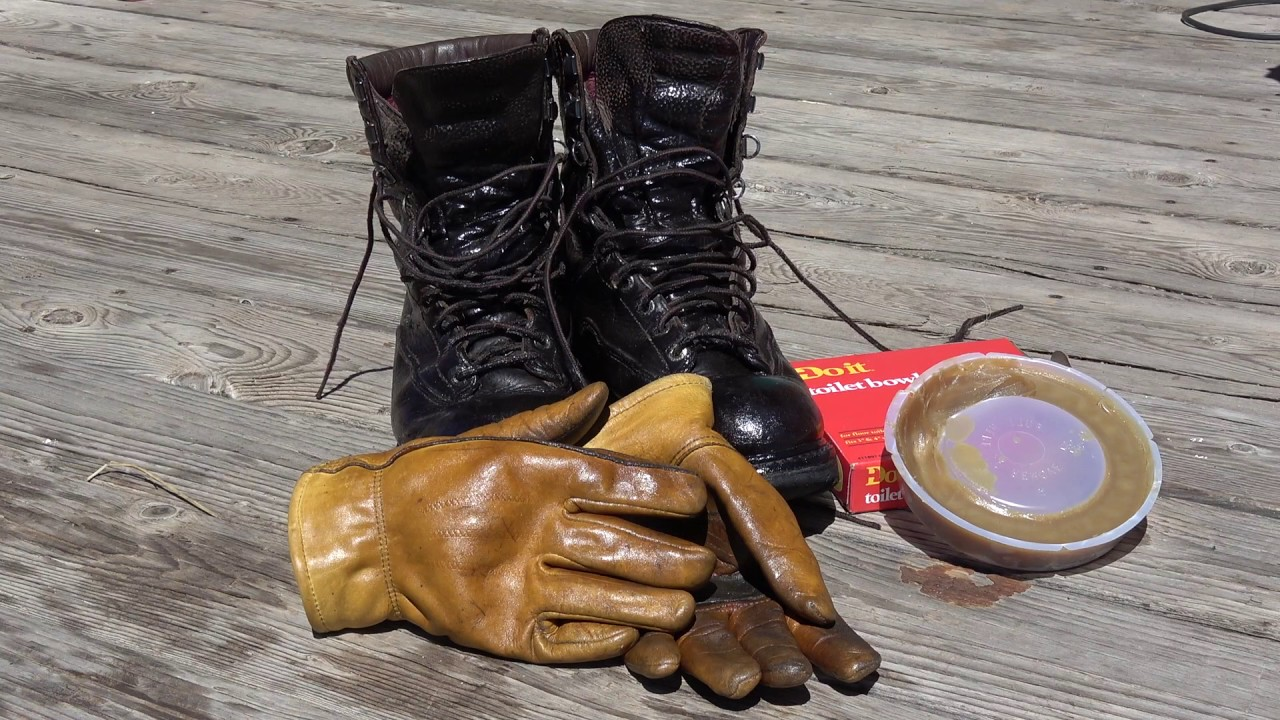 How To Waterproof Your Boots and Gloves