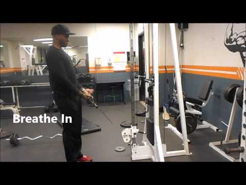 Cable Curl - Fumbi Fitness - Personal Trainer - Toronto, ON