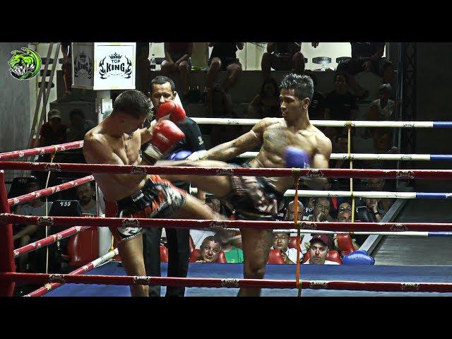 Jordan Emerald Muay Thai Gym vs Petnamchai Chang Gym