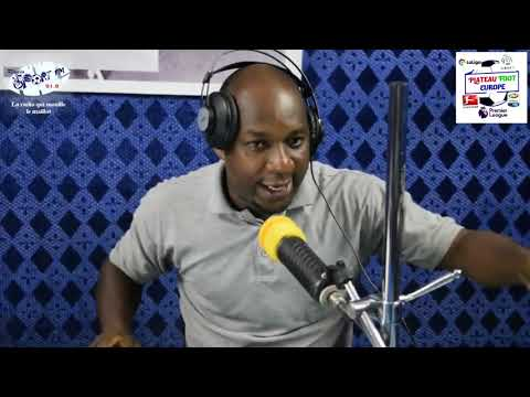 SPORTFM TV - PLATEAU FOOT EUROPE DU 20 SEPTEMBRE 2019 PRESENTE PAR ANGELO FOLLYKOE