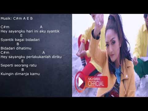 Tutorial Chords Siti Badriah Lagi Syantik Kunci gitar