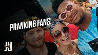 Caught people lying about being real fans! SUBSCRIBE and click the ...