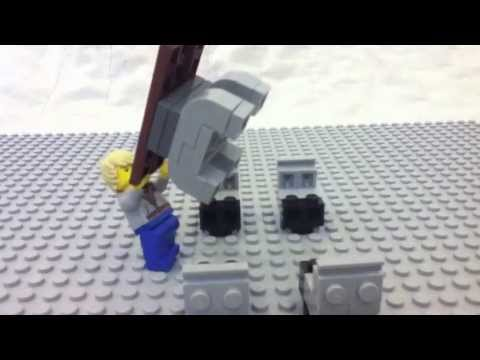 Building With Legos | Episode 6 | Table & Chairs