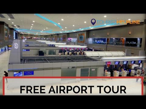 Bangkok Don Mueang Airport, GUIDE 2017: Free Wifi, Free bus, Maps, Tourist Sim, Money Exchange, ETC.